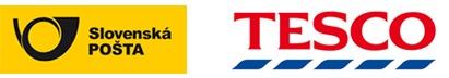 sk posta tesco logo