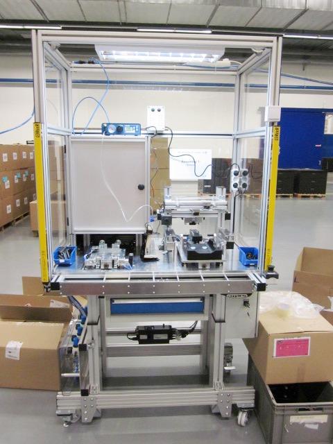montazna stanica skladanie laktovej opierky 1